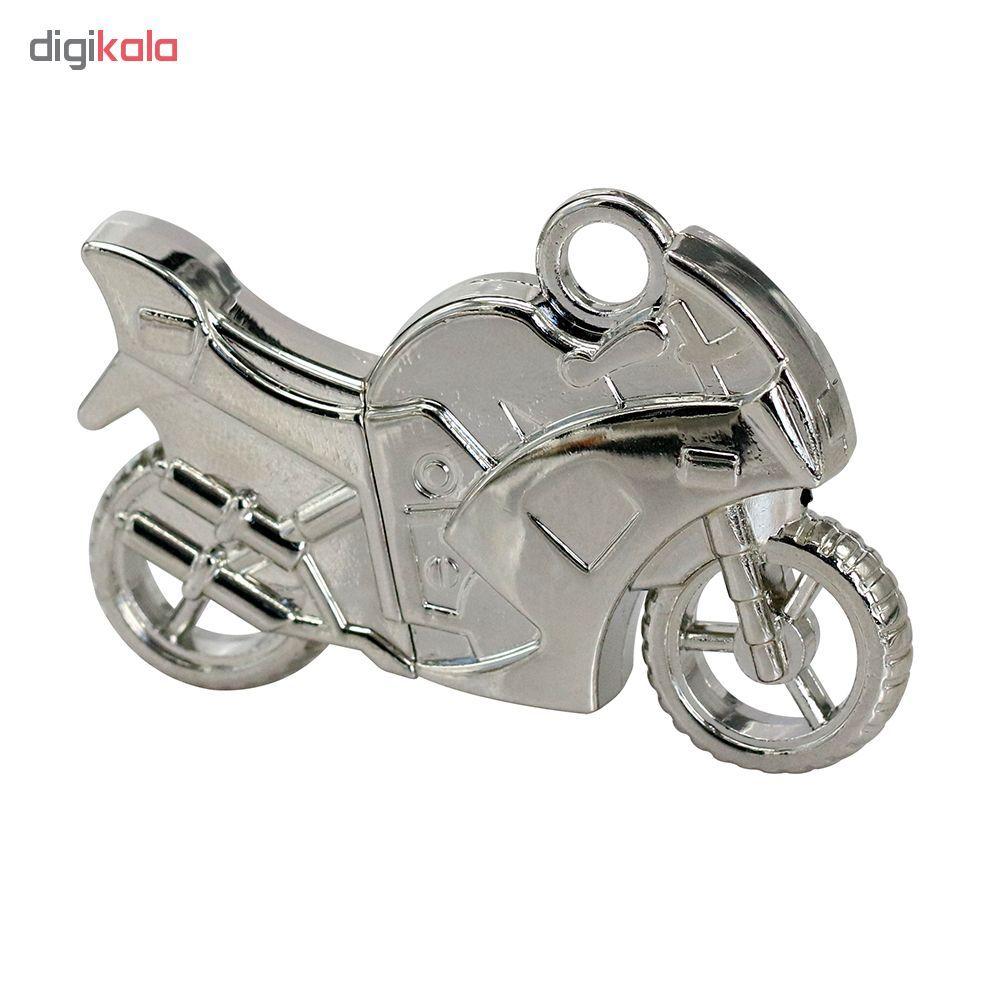فلش مموری طرح موتورسیکلت کدMMB01 ظرفیت 8 گیگابایت main 1 6