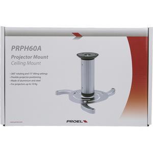 پایه سقفی پروژکتور پروئل مدل PRPH60A