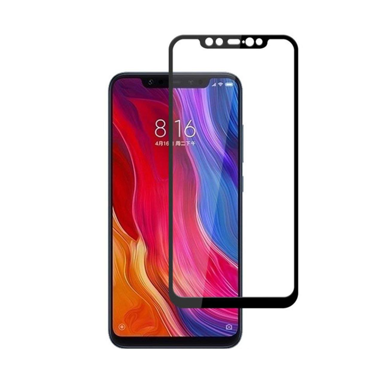 محافظ صفحه نمایش نیکسو مدل FG مناسب برای گوشی موبایل شیائومی MI 8