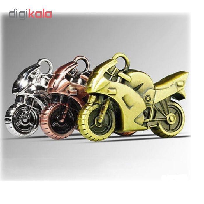 فلش مموری طرح موتورسیکلت کدMMB01 ظرفیت 8 گیگابایت main 1 8