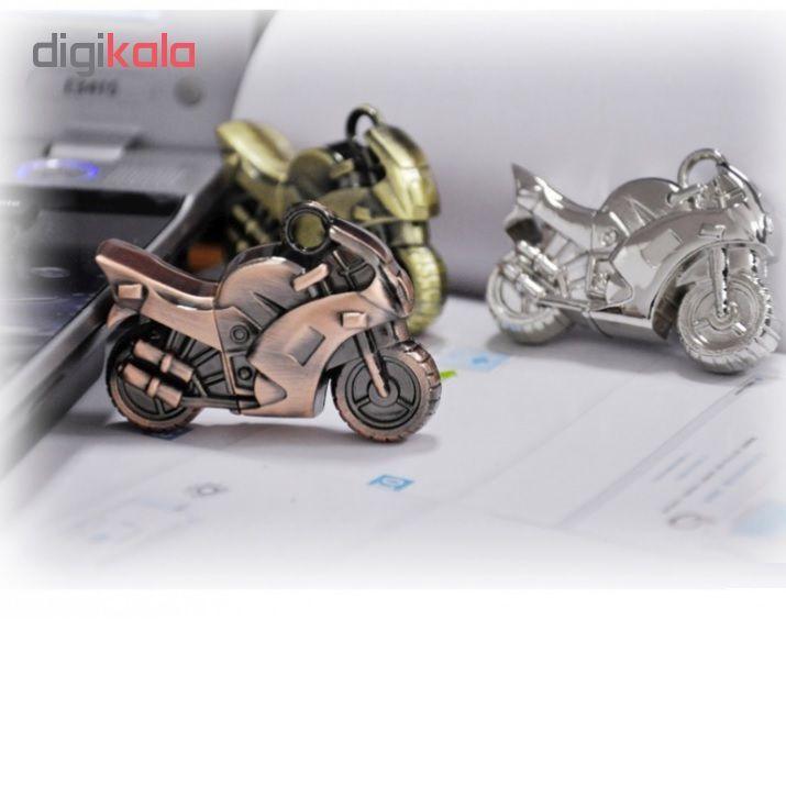 فلش مموری طرح موتورسیکلت کدMMB01 ظرفیت 8 گیگابایت main 1 9
