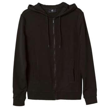 سویشرت مردانه اچ اند ام مدل Hooded Sweatshirt Slim Fit - 0672371001