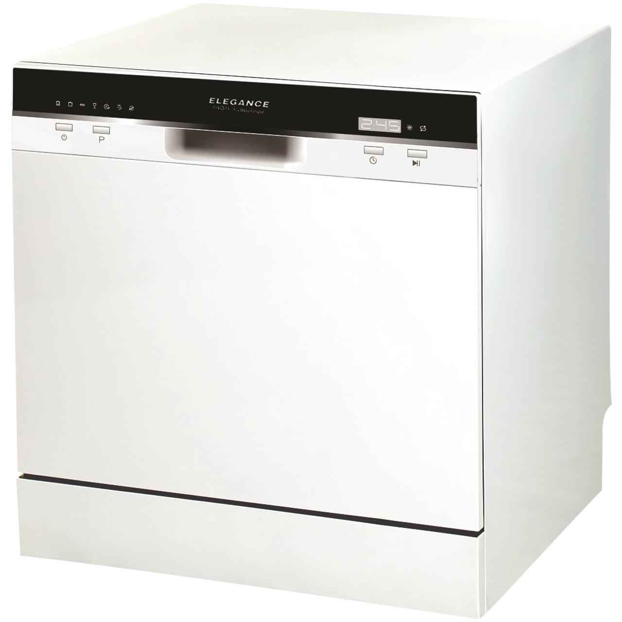 ماشین ظرفشویی الگانس مدل WQP6 مناسب برای 6 نفر