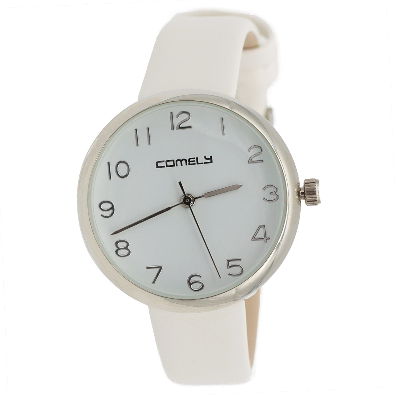 ساعت مچی عقربه ای زنانه کوملی مدل CL1958