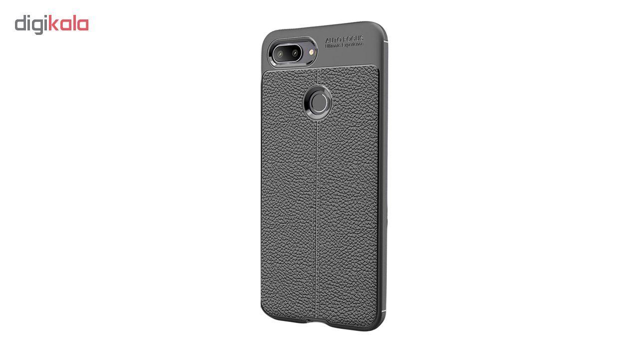 کاور مدل leather005 مناسب برای گوشی شیائومی Mi 8 Lite main 1 1