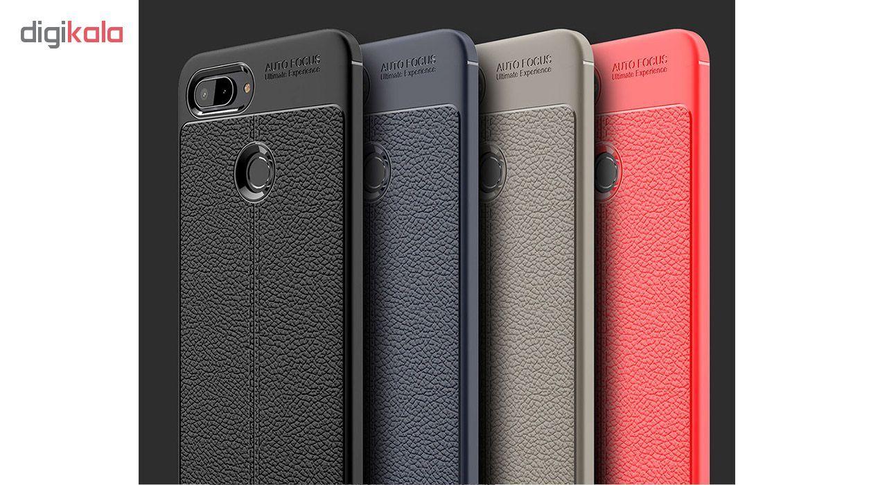 کاور مدل leather005 مناسب برای گوشی شیائومی Mi 8 Lite main 1 3