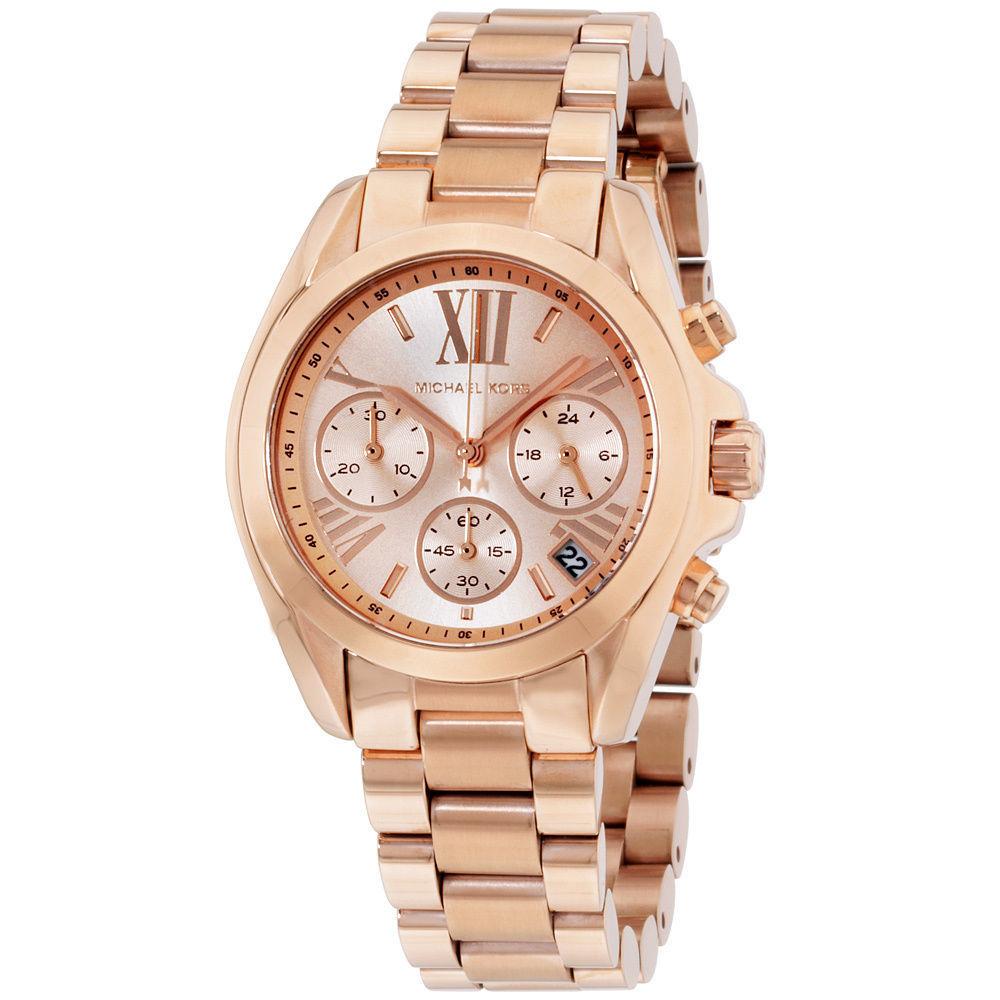 خرید ساعت مچی عقربه ای زنانه مایکل کورس مدل mk5799
