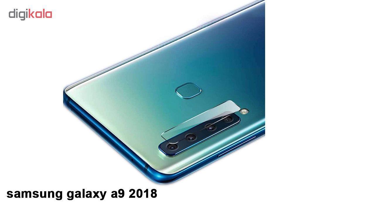 محافظ لنز دوربین هورس مدل UTF مناسب برای گوشی موبایل سامسونگ Galaxy A9 2018 / Galaxy A9 Star Pro / A9s main 1 2