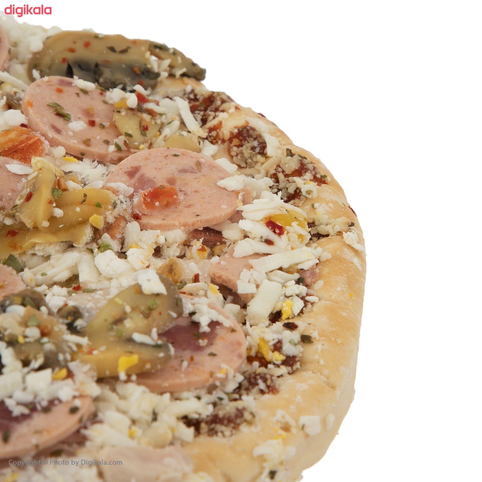 پیتزا مخلوط پمینا کاله مقدار 450 گرم main 1 3