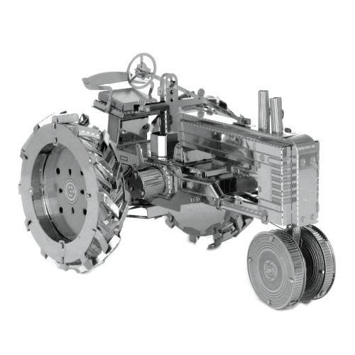 پازل فلزی سه بعدی - مدل تراکتور BMK