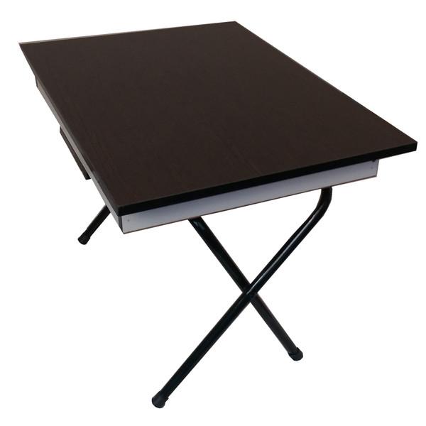 میز تحریر  تاشو مدل میلاد 70 باکس دار