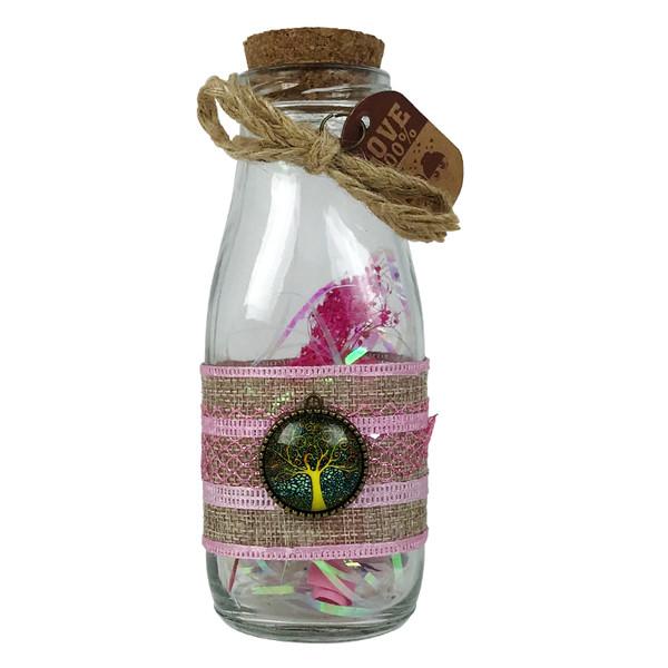 بطری هدیه روز عشق کد 2913