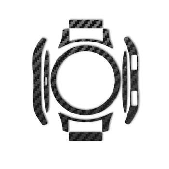 بسته 2 عددی برچسب ماهوت مدل Carbon-fiber مناسب برای ساعت هوشمند Samsung Galaxy Watch 46mm