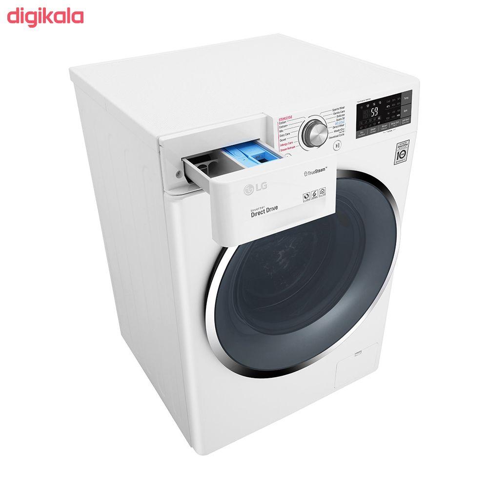 ماشین لباسشویی ال جی مدل WM-966SW ظرفیت 9 کیلوگرم main 1 1