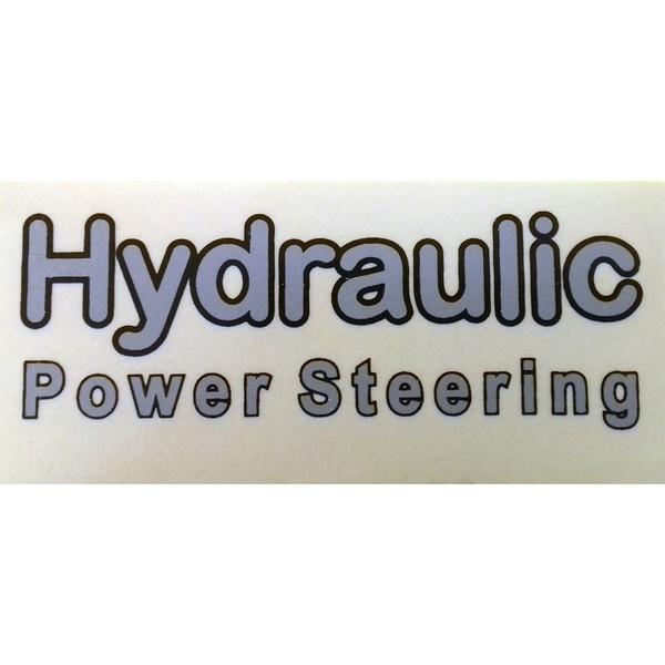 برچسب بدنه خودرو طرح Hydraulic مدل BR28 بسته 2 عددی