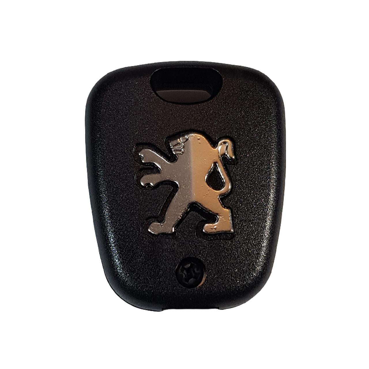 خرید اینترنتی                     قاب یدک ریموت خودرو مدل Galleria-Pug01 مناسب برای پژو 206