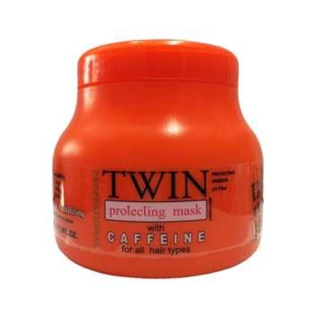 ماسک مو تویین مدل caffeine حجم 500 میلی لیتر