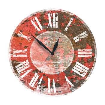 ساعت دیواری طرح آنتیک کد 480
