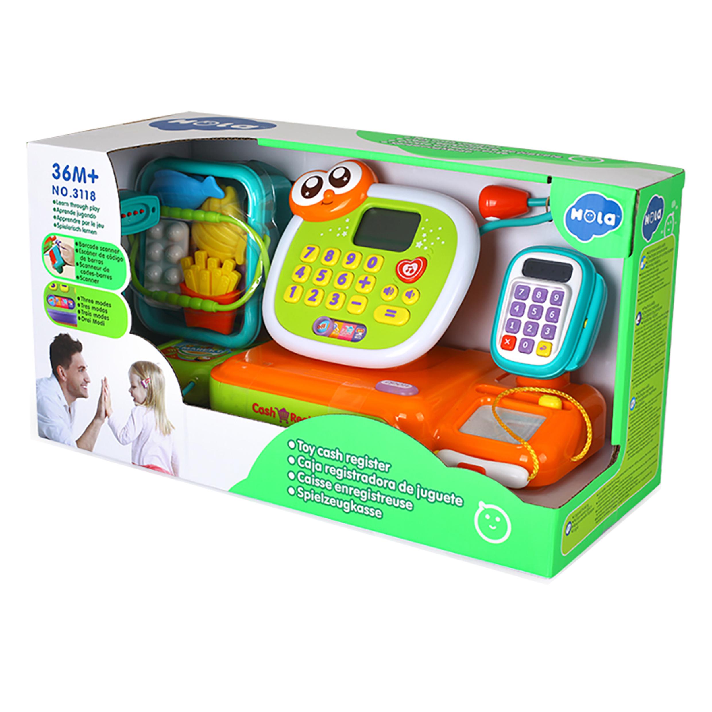 اسباب بازی صندوق فروشگاهی هولا مدل Hola 3118 |