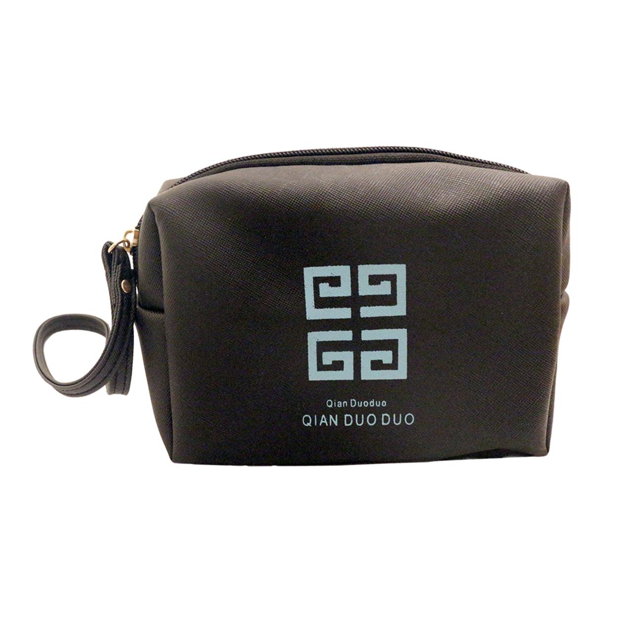 کیف لوازم آرایشی مدل Qian