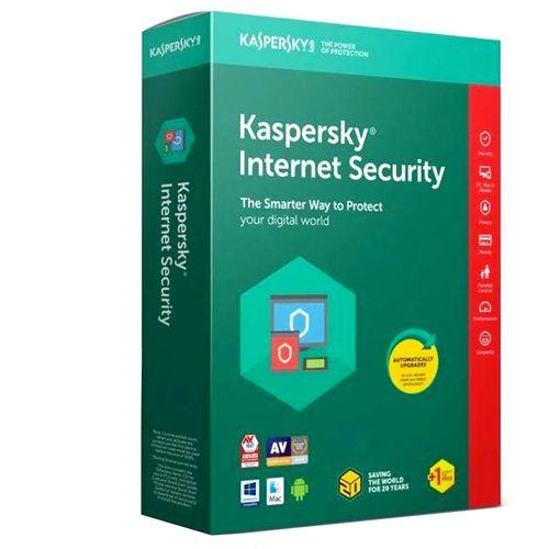 نرمافزار امنیتی کسپرسکی اینترنت سکیوریتی 2019 2+2 کاربره 1 ساله