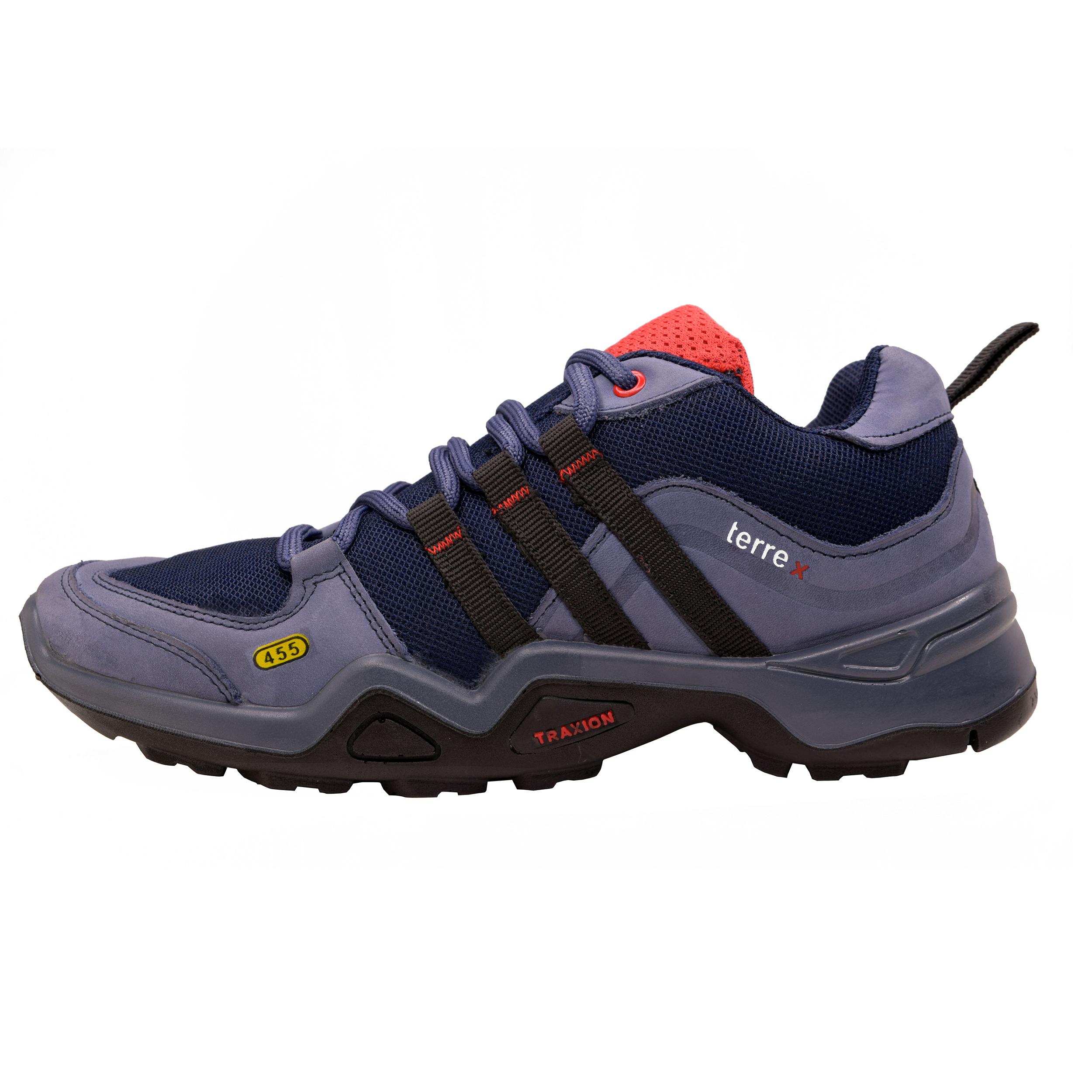کفش کوهنوردی مردانه کفش آداک مدل ترکس 1 رنگ سرمه ای