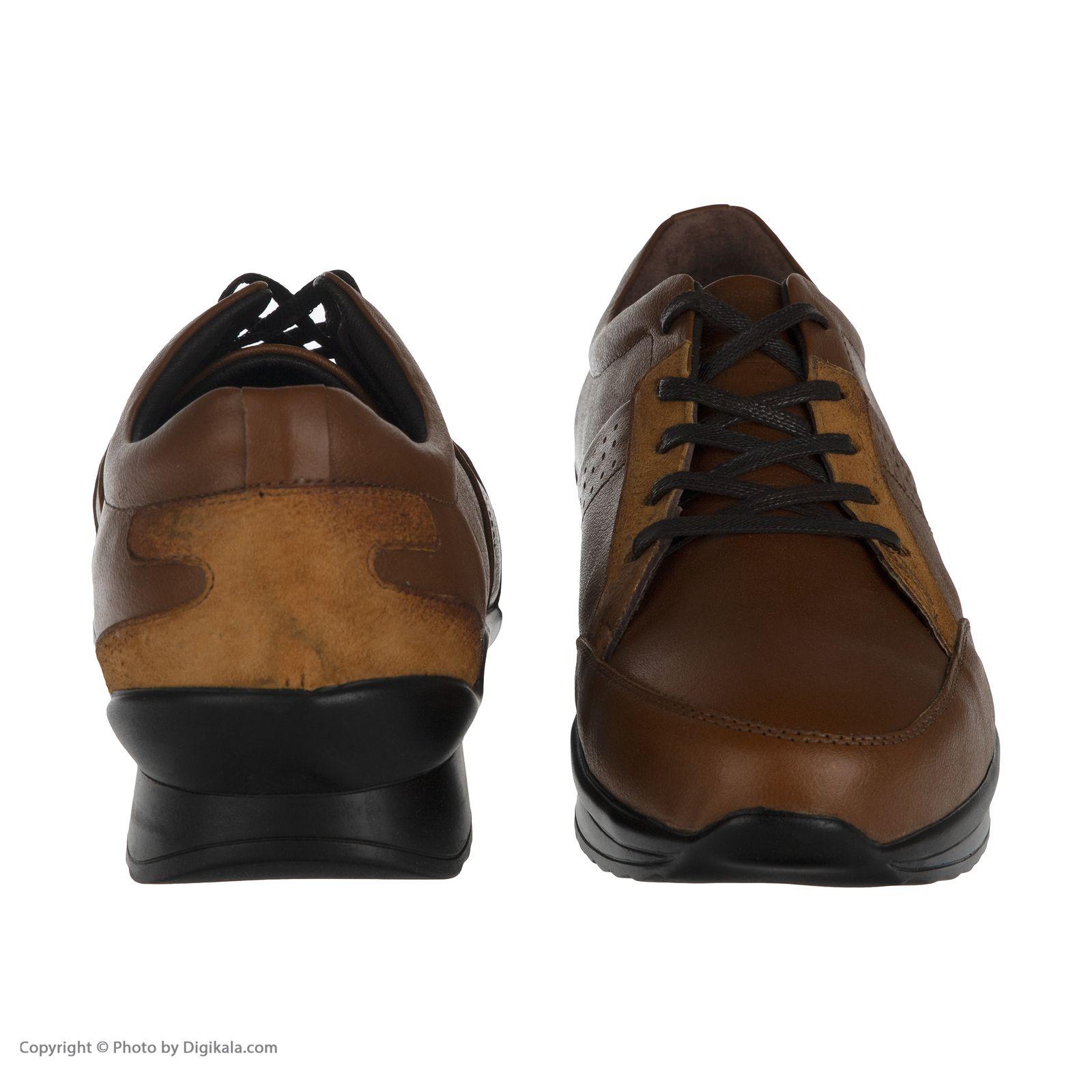 کفش روزمره مردانه بلوط مدل 7298A503136 -  - 5