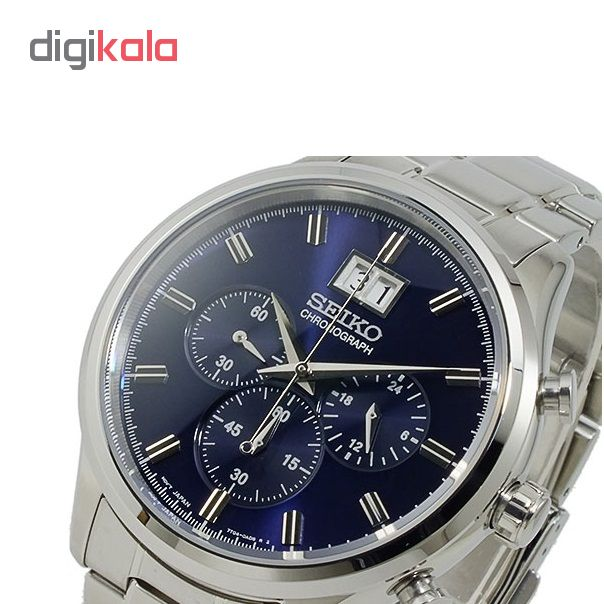 خرید ساعت مچی عقربه ای مردانه سیکو مدل SPC081P1