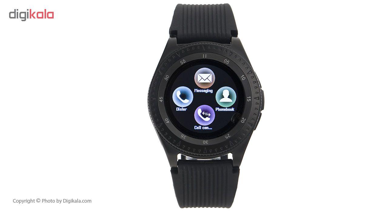 خرید ساعت هوشمند مدل Z4 همراه بند سیلیکونی یدکی