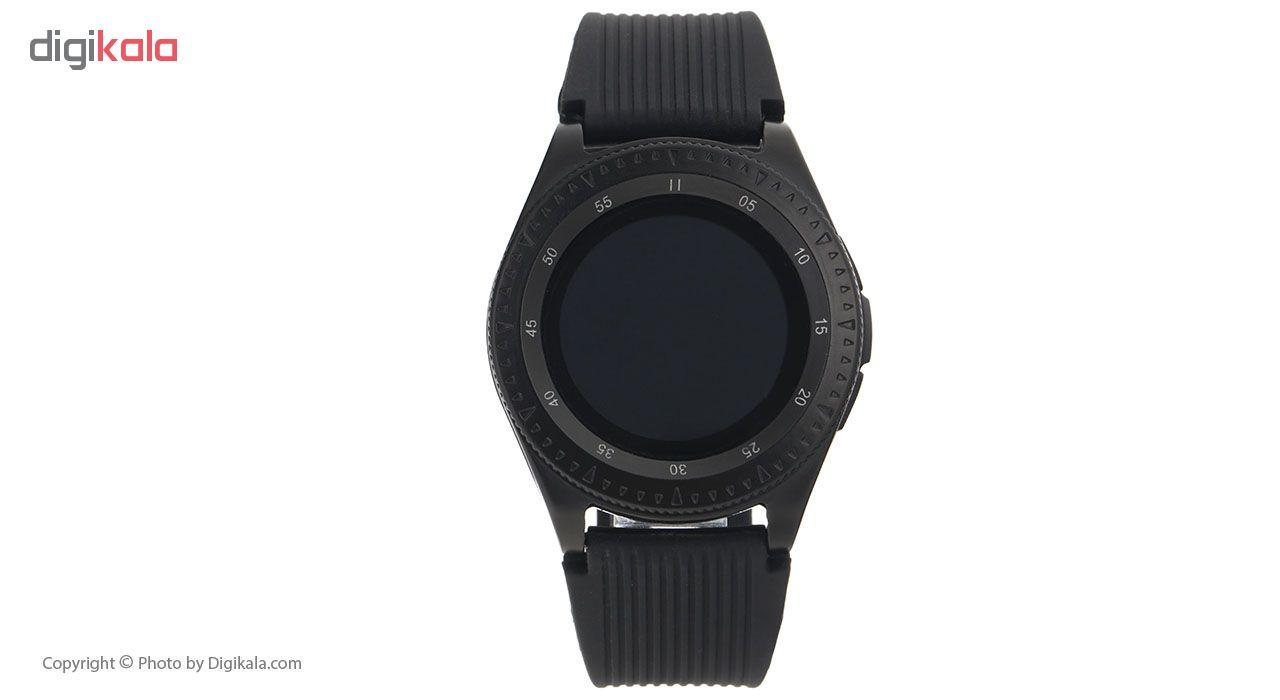 ساعت هوشمند مدل Z4 همراه بند سیلیکونی یدکی