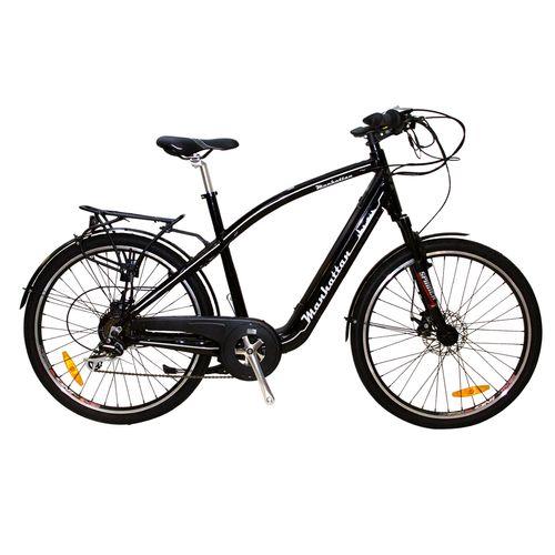 دوچرخه برقی مدل منهتن سایز 28
