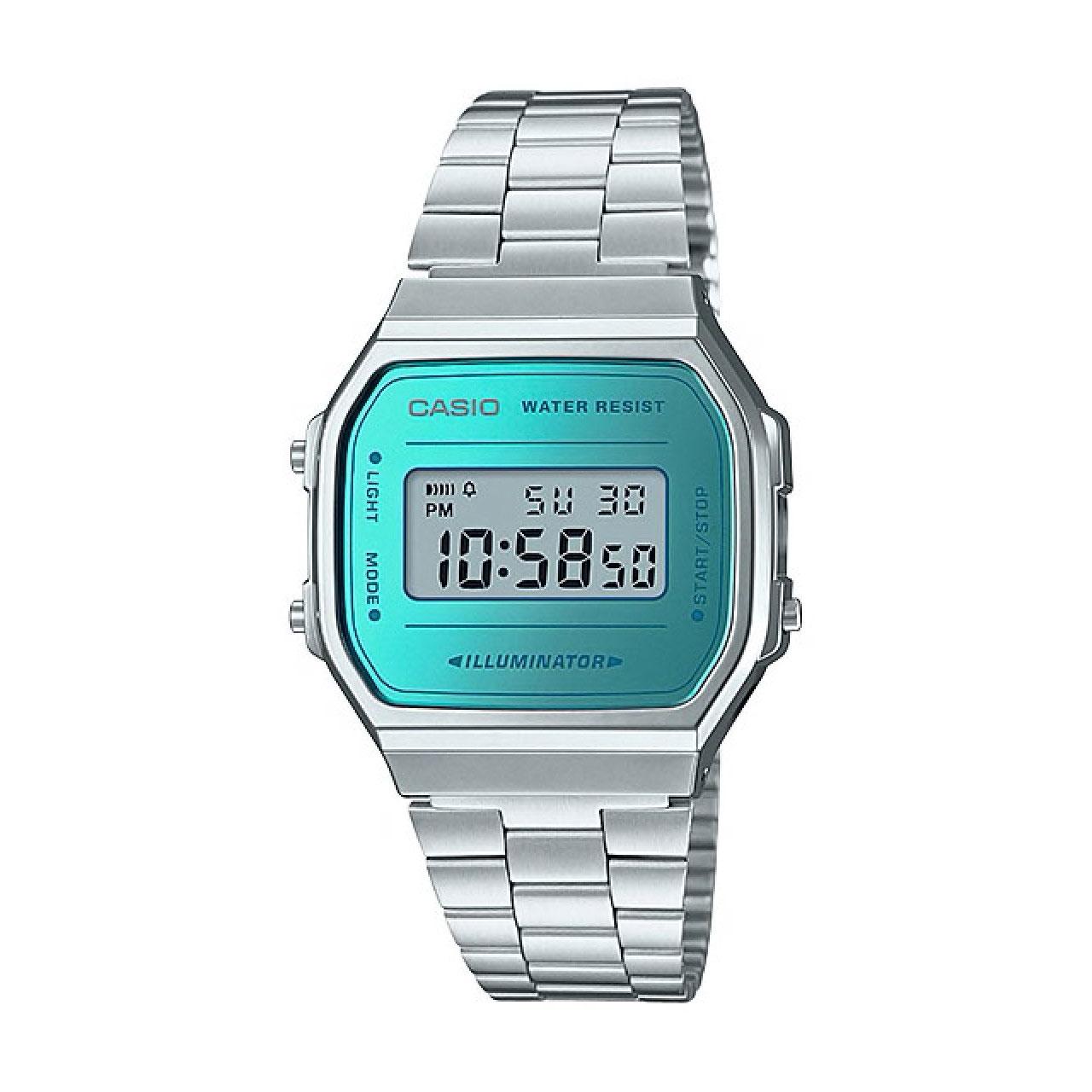 ساعت مچی دیجیتالی کاسیو مدل A168WEM-2DF 33