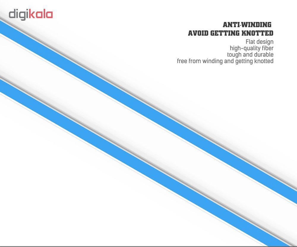 کابل تبدیل USB به USB-C الدینیو مدل XS-07 طول 1 متر main 1 2