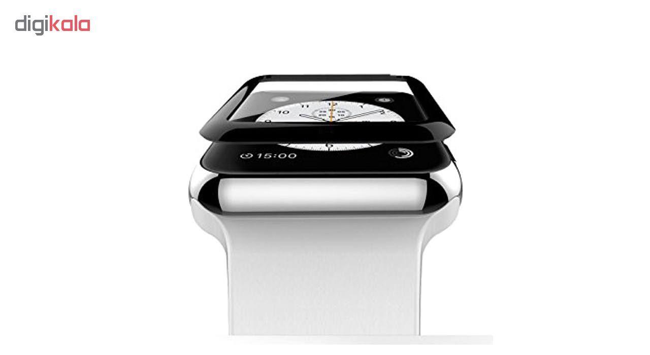 محافظ صفحه نمایش  مدل 3ِD Tempered مناسب برای اپل واچ سایز 44 میلی متری main 1 1