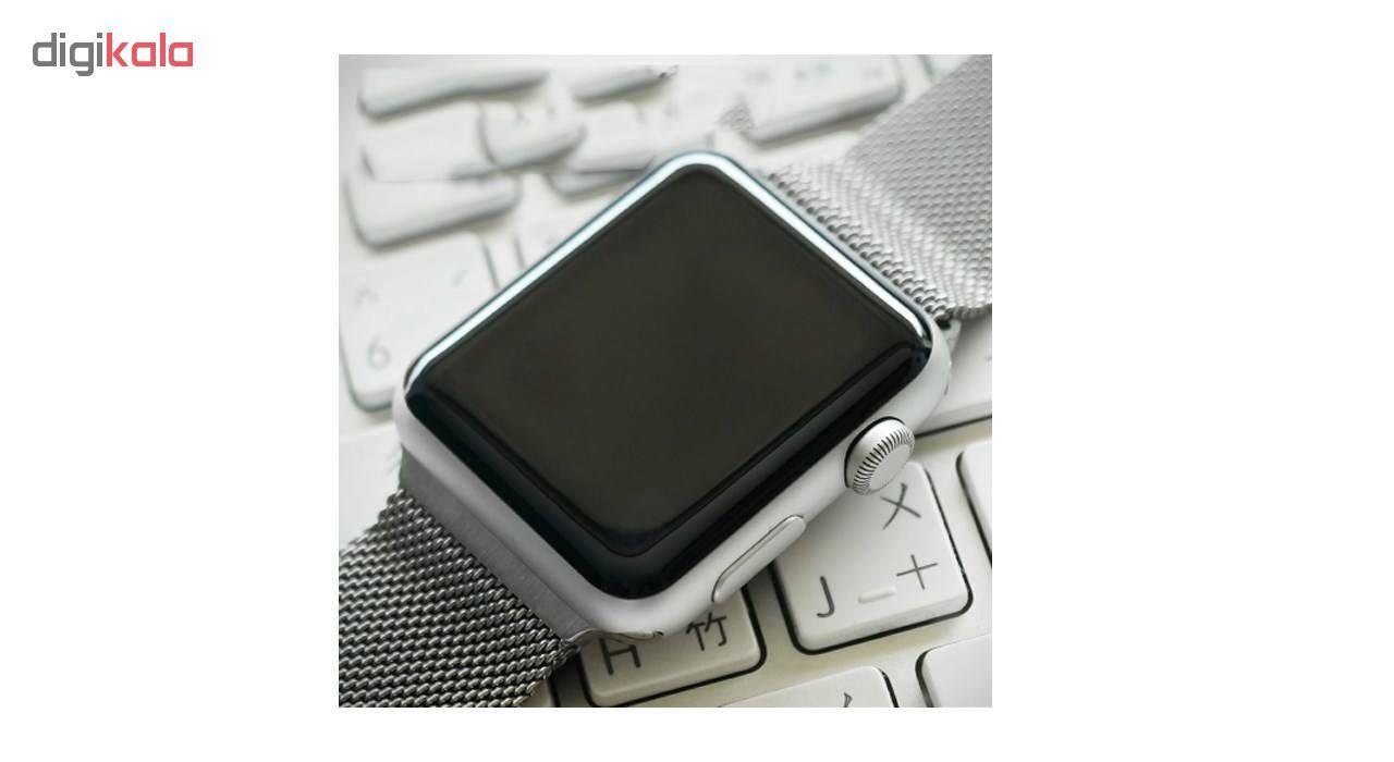 محافظ صفحه نمایش  مدل 3ِD Tempered مناسب برای اپل واچ سایز 44 میلی متری main 1 2