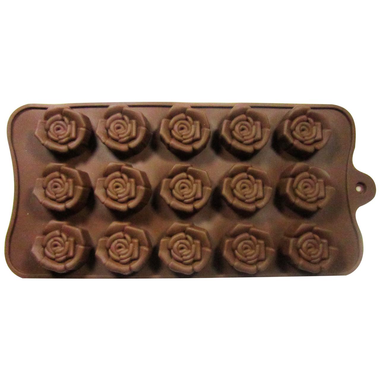 قالب شکلات مدل Flower