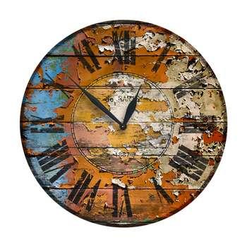 ساعت دیواری طرح آنتیک کد 550