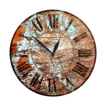 ساعت دیواری طرح آنتیک کد 580