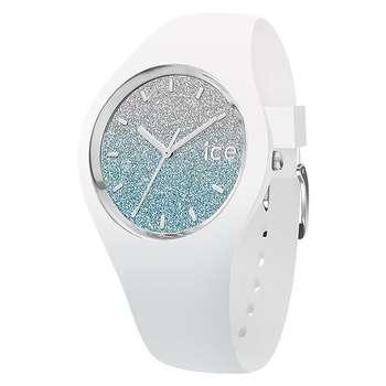 ساعت مچی عقربه ای آیس واچ مدل LO-WHITE BLUE-SMALL-3H