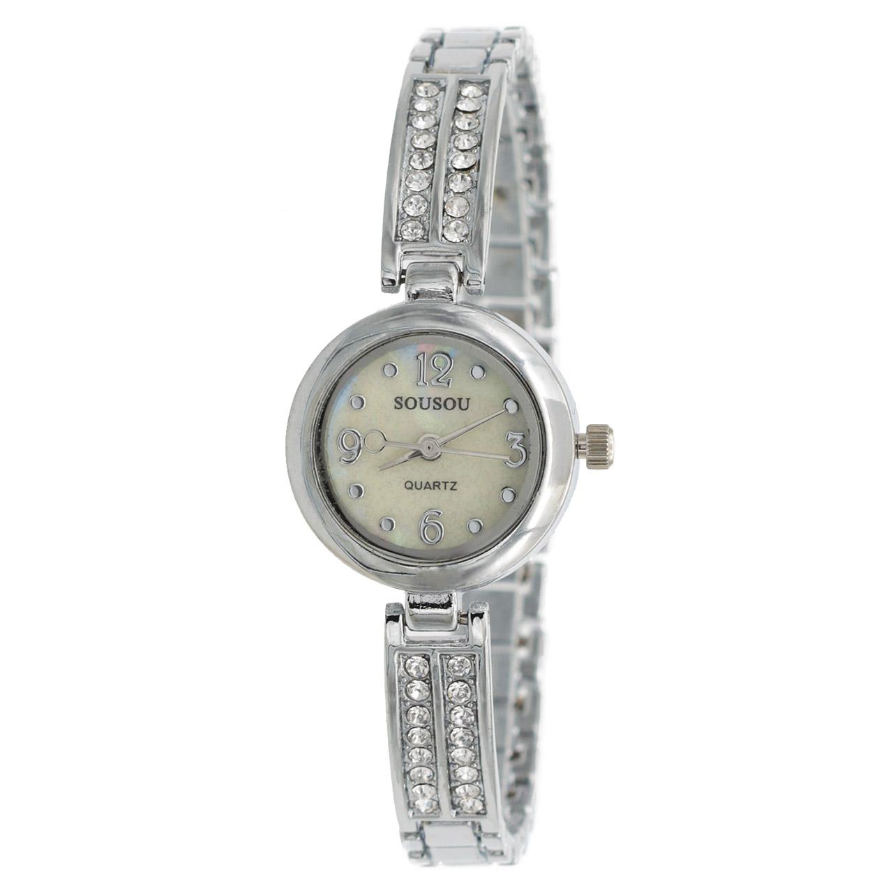 خرید ساعت مچی عقربه ای زنانه سوسو مدل SS1972