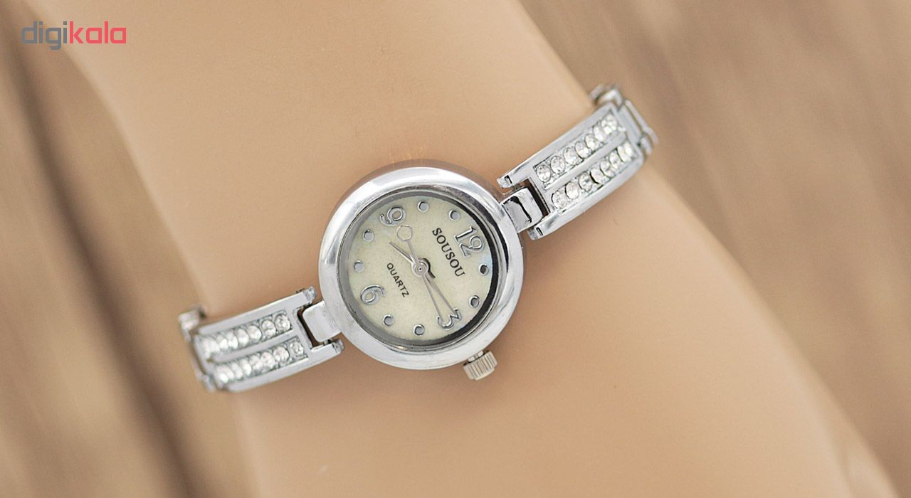 ساعت زنانه برند سوسو مدل SS1972