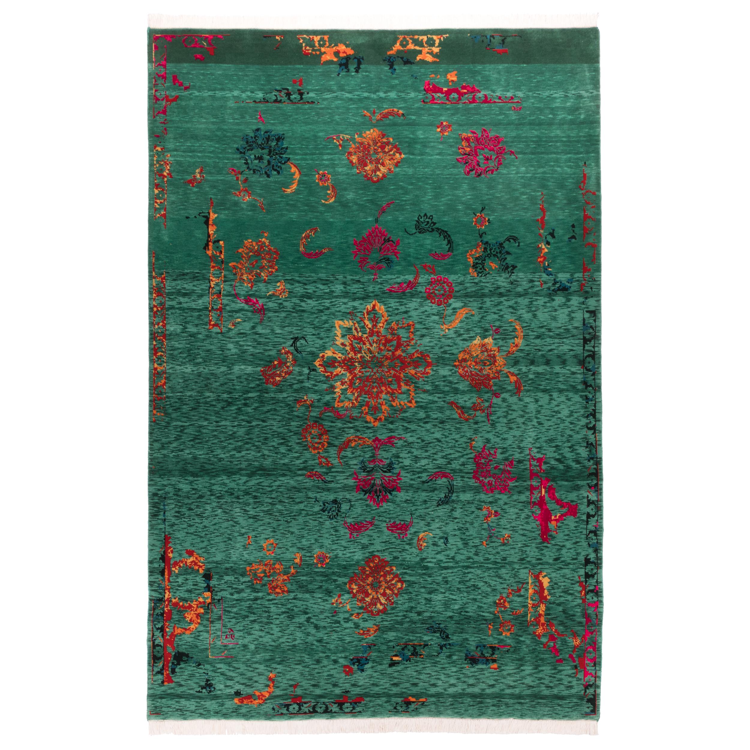 فرش دستبافت شش متری سی پرشیا کد 701011