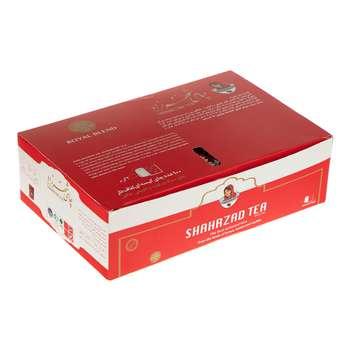 چای کیسه ای شهرزاد بسته 100 عددی