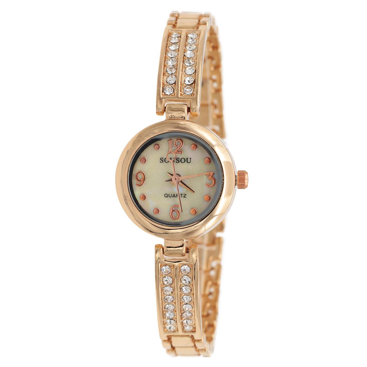 ساعت مچی عقربه ای زنانه سوسو مدل SS1976