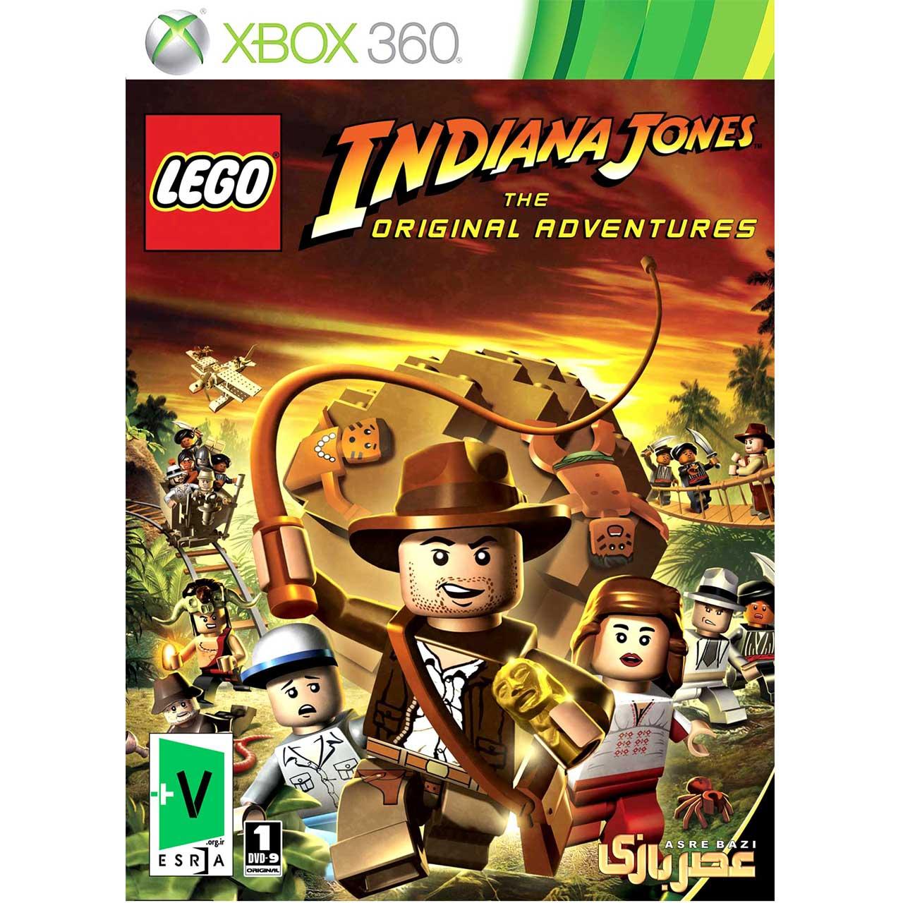بازی LEGO INDIANA JONES 2 مخصوص ایکس باکس 360