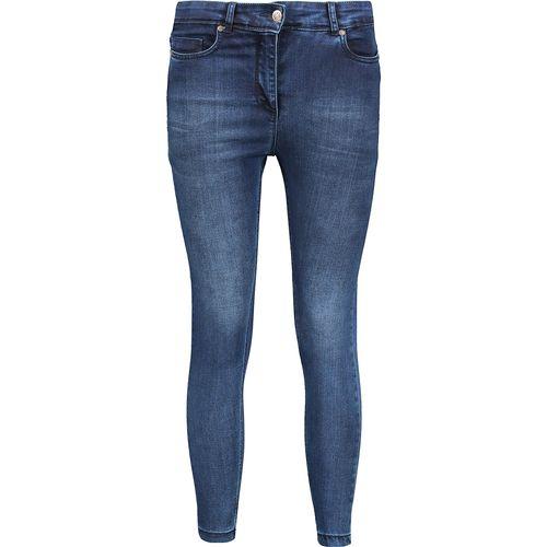 شلوار زنانه جین پاورکش درسا تن پوش مدل L62