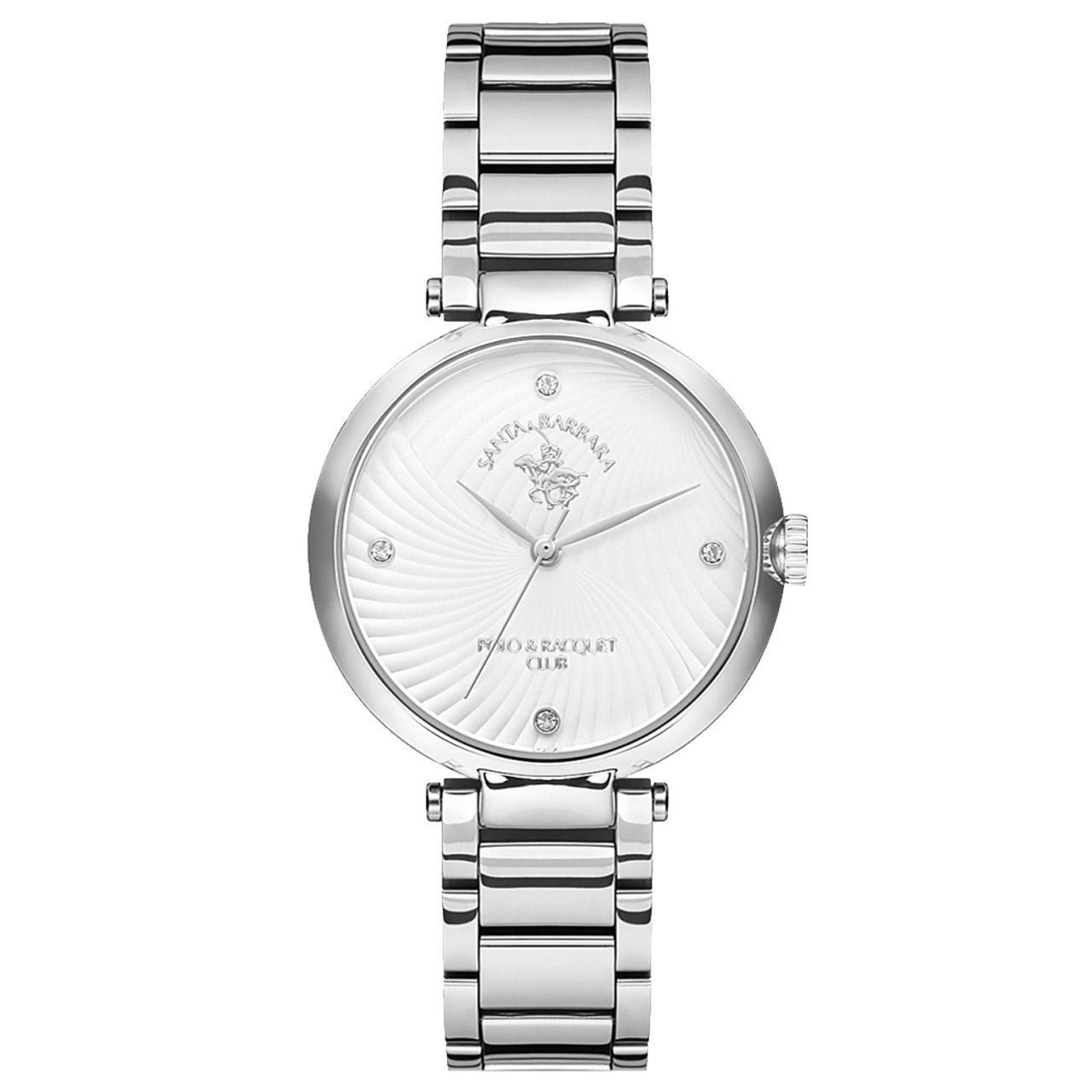 ساعت مچی عقربه ای زنانه سانتا باربارا مدل sb.3.1139.1