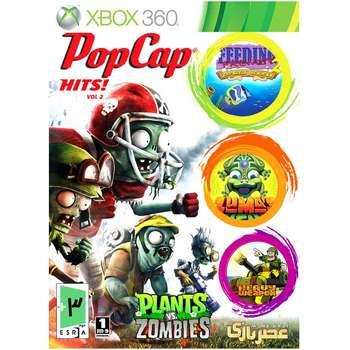 بازی PopCap HITS مخصوص ایکس باکس 360