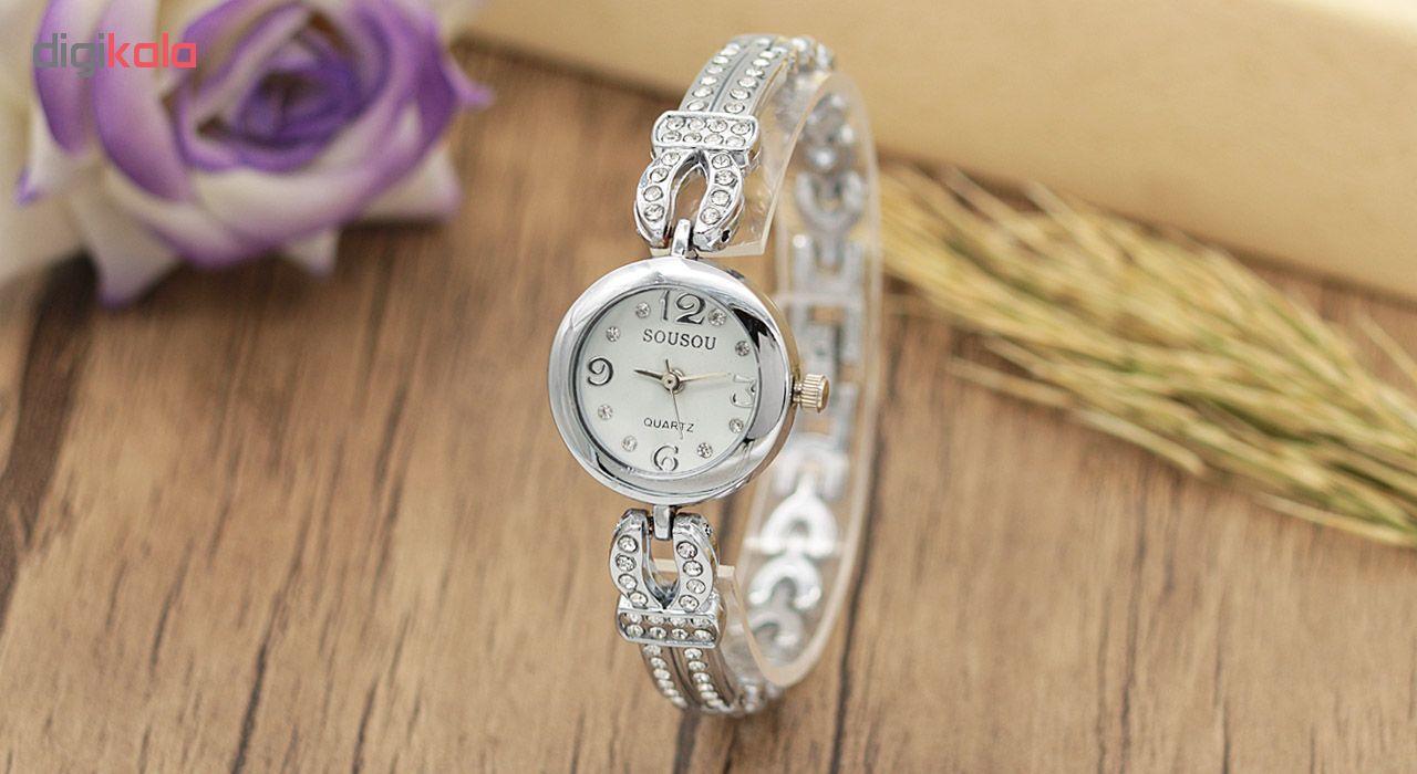 ساعت مچی عقربه ای زنانه مدل SS1978