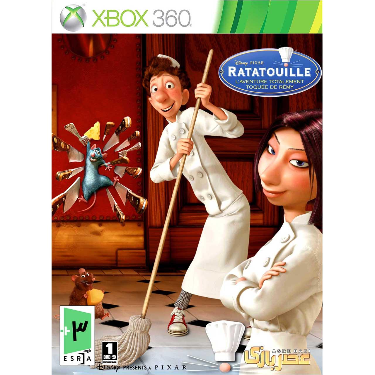 بازی RATATOUILLE مخصوص ایکس باکس 360